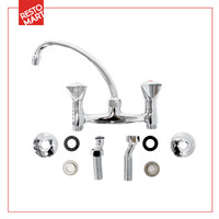 Kran Air / Keran Air / Mix Faucet Deck RESTOMART (0214011)