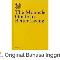 [Hardcover] The Monocle Guide to Better Living - The Monocle