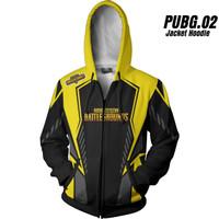 PUBG 02 Playeruknowns Battleground Jaket Hoodie Game