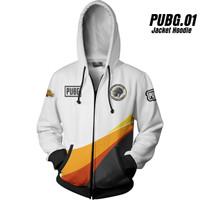 PUBG 01 Playeruknowns Battleground Jaket Hoodie Game