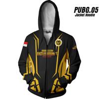 PUBG 05 Playeruknowns Battleground Jaket Hoodie Game