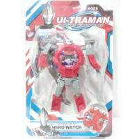 Jam Tangan Anak Digital Hero Watch Robot Ultraman HW