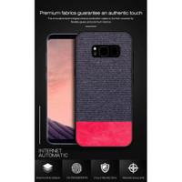 YZ Samsung S8 / S8 Plus - Fabric Denim Style Back Cover Case ORIGINAL
