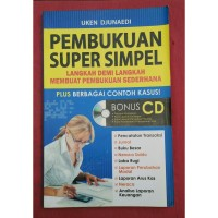 PEMBUKUAN SUPER SIMPEL   CD