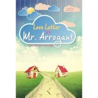 LOVE LETTER TO MR. ARROGANT (NOVEL)