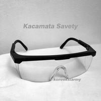 Kacamata savety / kacamata las / kacamata tembak