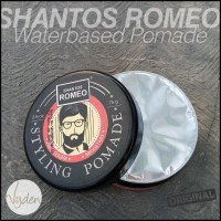 jual SHANTOS ROMEO Styling Pomade Water based Strong Hold 75gr BPOM