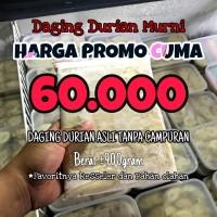 Daging durian asli , daging durian medan , daging durian
