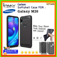 BackCover Case iPaky Samsung Galaxy M20 (Softcase Backdoor Samsung)