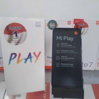 Xiaomi Mi Play 4/64GB Garansi Distributor