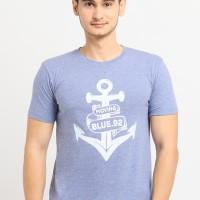 NewG Kaos Pria / Kaos Katun / Tshirt Cowok / Baju Casual / Jangkar