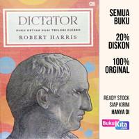 Buku Dictator - Buku Ketiga dari Trilogi Cicero