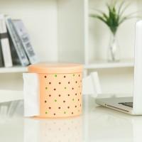 New DeskNew Living Room Plastic Tissue Box Multi-function