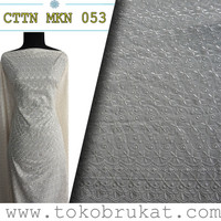 Kain Brukat / Kain Brokat - CTTN MKN 053