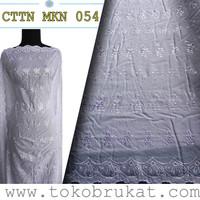 Kain Brukat / Kain Brokat - CTTN MKN 054