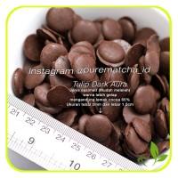 Dark AURA Easimelt Chocolate Couverture Tulip Cokelat Easy Melt 250gr