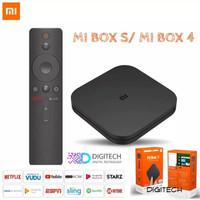 Xiaomi Mi Box 3 International Version - 4K Ultra HD - Android TV - 2GB