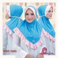 Jilbab instan Jersey ZAURAH Bergo untuk remaja