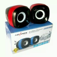 Speaker advance duo 40 multimedia speaker