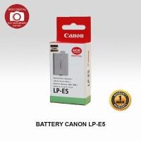 Terlaris Baterai Canon Lp-E5