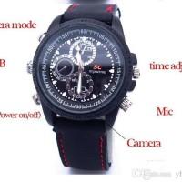 Big Sale Neo Jam Tangan Kamera Pengintai Karet Spy Camera Watch Rubber