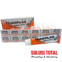 Lem Fox / Pipa pralon / Fitting PVC Merk Isarplas Tube 45gr 100% Asli