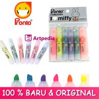 Pronto Mini Highlighter 6 colors / Pronto Highlighter Mini 6 warna