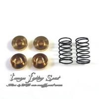 Rep Tamiya Spring Set / Per Bushing -Black (TP501)