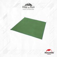 Footprint Naturehike 3-4p / Alas Tenda Naturehike NH15D005-X Green