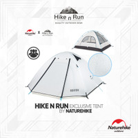 Tenda Bromo Series x Naturehike Tent 2018 3P-Series NH183P-BROMO