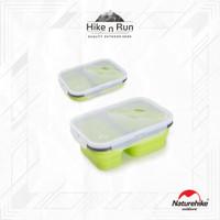 Kotak Bekal Naturehike Lunch Box CJ03 NH18G001-J (Double)