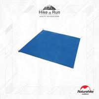 Footprint Naturehike 3-4p / Alas Tenda Naturehike NH15D005-X Blue