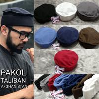 Peci Taliban Pakol Kopiah Taleban Hijrah Tauhid Afghanistan
