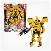 Robot Transformer Bumble Bee Big Size Robot Bisa Jadi Mobil Keren