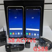 Samsung Galaxy S8 Active Lengkap Acc Ori Bawaan