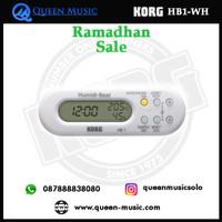 Ramadhan sale korg metronome humidibeat HB1-WH