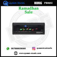 ramadhan sale korg tuner pitchblack portable PB04SI