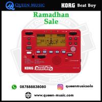 ramadhan sale korg drum machine recorder tuner BeatBoy