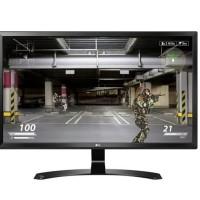 Monitor 27 inch UHD 4K LG tipe 27UD58-B