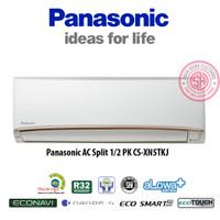 Panasonic AC Split 1/2 PK CS-XN5TKJ PLUS PASANG KHUSUS BEKASI CIKARANG