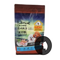 kitchen flavor nature gourmet 1.5 kg antarctic krill small breed puppy