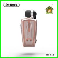 REMAX RB-T12 Bluetooth Headset / Earphone