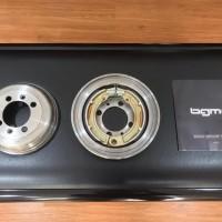 BGM Brake drum set Vespa VBB ,VNB,GS,Etc