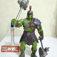 Figure Hulk Gladiator Ragnarok Super Hero Avengers Marvel