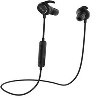 QCY Bluetooth Wireless Earphone 4.1 Ultra Lightweight - QY19 - Hitam