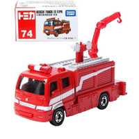 Tomica Series no 74 Rescue Truck III Type