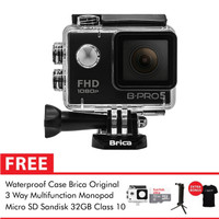 Brica B-Pro 5 Alpha Edition (AE Basic) 3 Way Supreme 32GB - Hitam