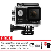 Brica B-Pro 5 Alpha Edition (AE Basic) Attanta Supreme 32GB - Hitam