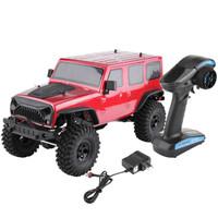 HSP RGT 86100 Rubicon Realistic Crawler 1/10 RTR Rc Adventure