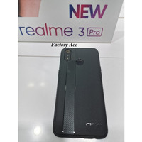 Softcase Realme 3 Pro Case - Original Ume Silicon Soft Cover Casing